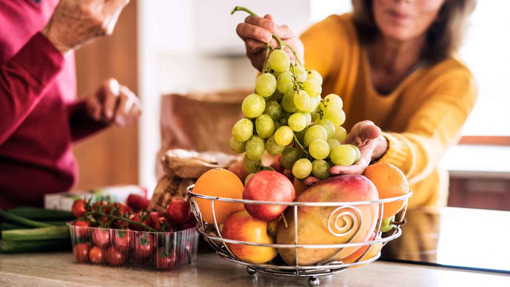 Decora tu hogar con estos fruteros originales y baratos de Amazon