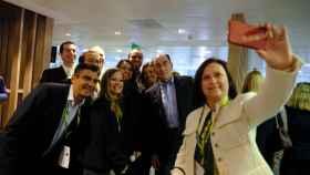 La industria europea, liderada por Iberdrola y Telefónica, lanza un plan para crear 5 millones de empleos