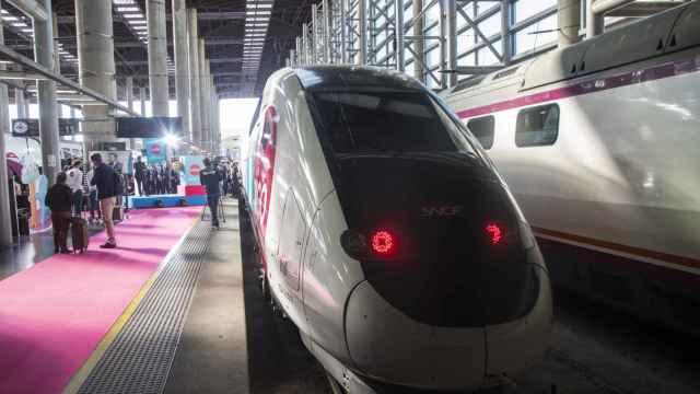 Ouigo, el AVE 'low cost' francés, calienta motores con un viaje inaugural
