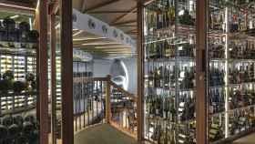 Berria, el gran bar de vinos de Madrid.
