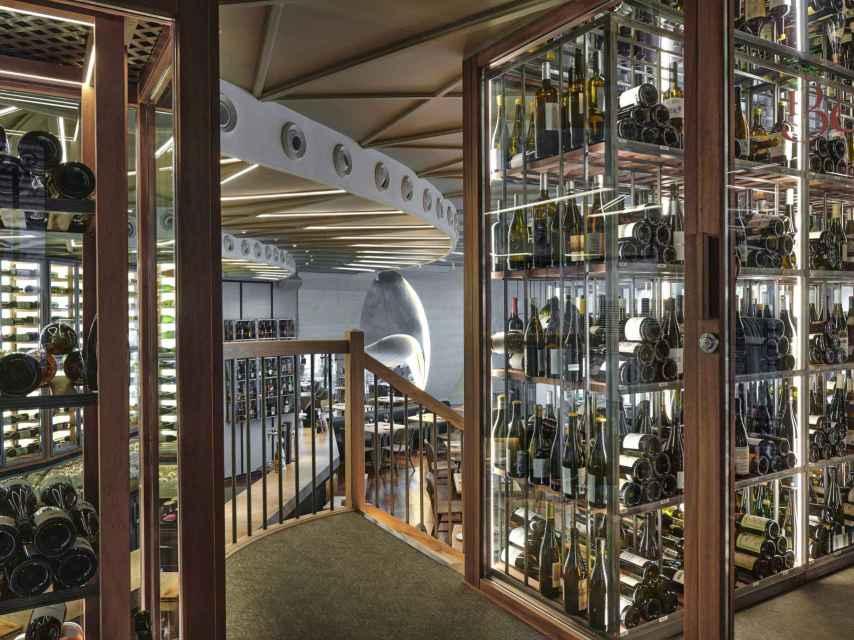 Berria, el nuevo gran bar de vinos de Madrid.