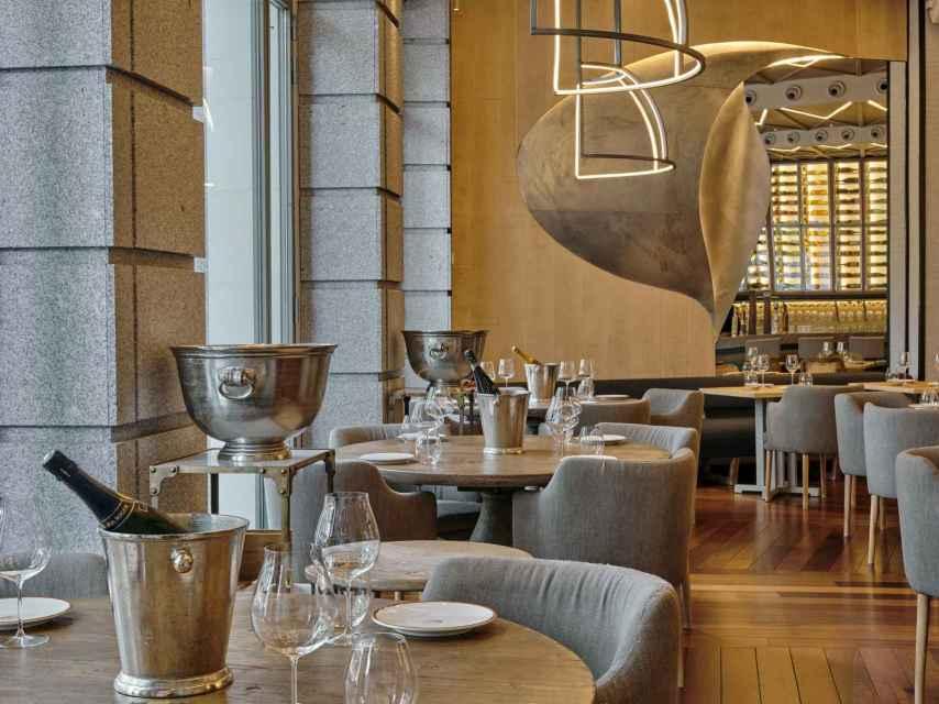 Berria, un 'wine bar' al estilo de Londres y Nueva York.