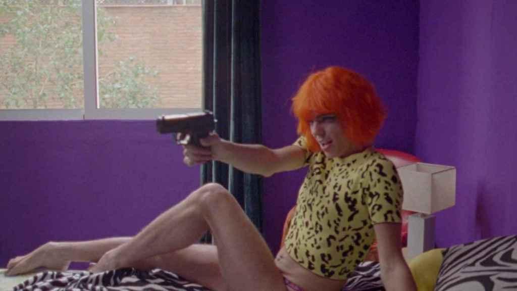 Samantha Hudson en '¡Corten!'.