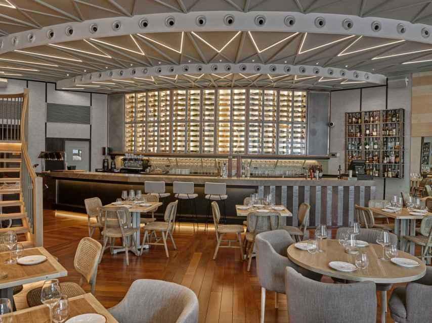 Berria Wine Bar.