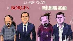 Iglesias y Rivera, los líderes que llegaron para revitalizar la política y han muerto en el intento