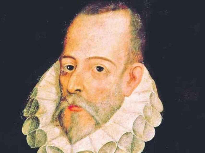 Cervantes, según el INH, se apellidaba en realidad Sirvent