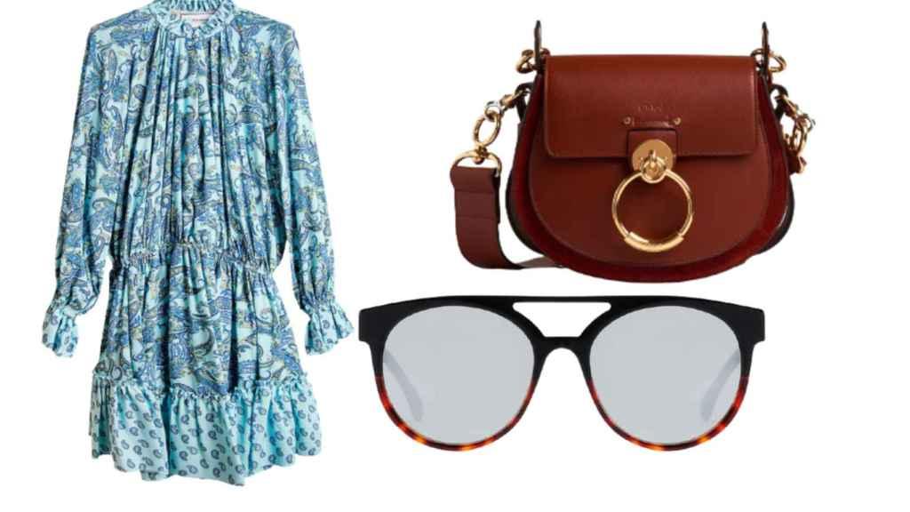 Estos son los elementos del 'look' de Paula Echevarría.