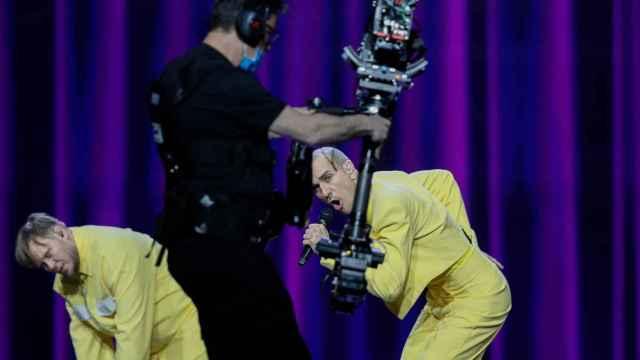 La primera jornada de ensayos de Eurovisión 2021, en fotos