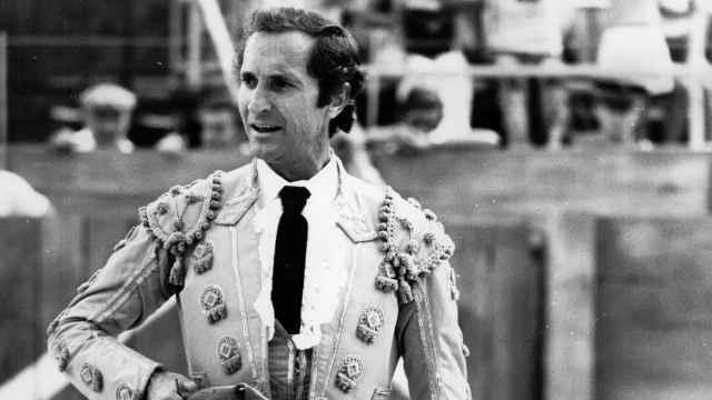 Luis Miguel Dominguín en una imagen de archivo.