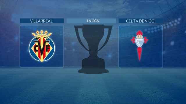 Villarreal - Celta de Vigo, partido de La Liga