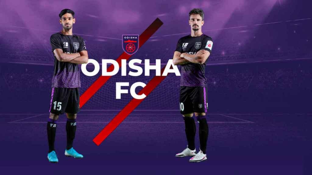 Odisha FC Poster