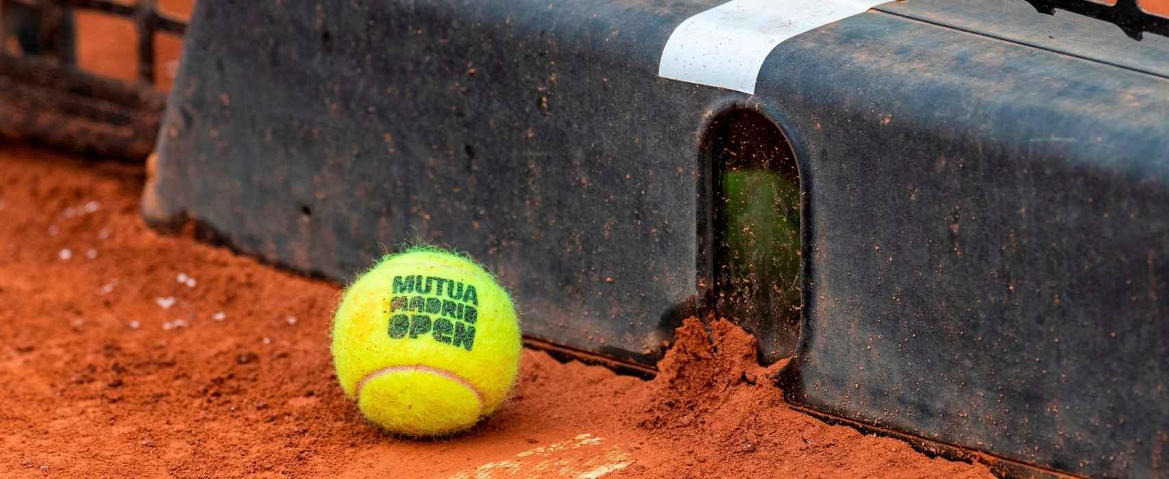 Alexander Zverev - Dominic Thiem, semifinal del Mutua Madrid Open