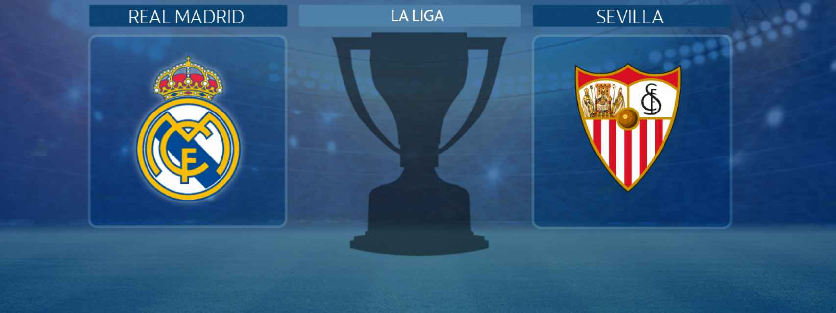 Real Madrid - Sevilla, partido de La Liga