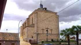 Domingo lluvioso para acercarse a la pequeña localidad toledana de Huecas, cerca de Toledo, Torrijos, Fuensalida, Maqueda...