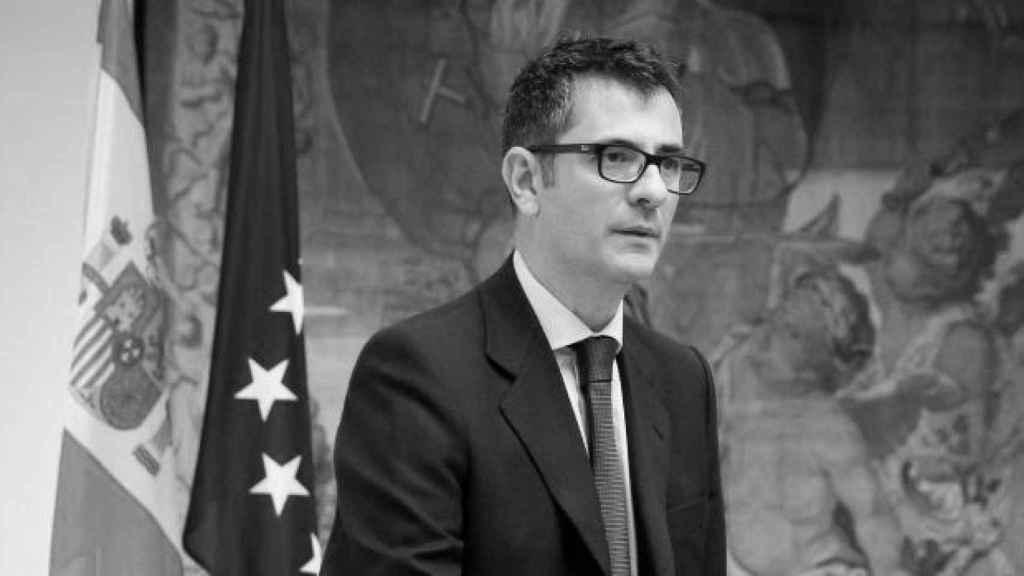 Félix Bolaños, en una imagen de archivo.