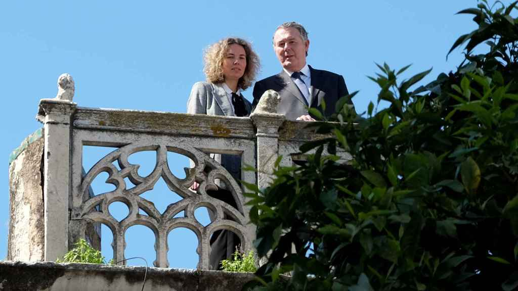 La aristócrata y el abogado han encontrado la estabilidad perfecta el uno en el otro.