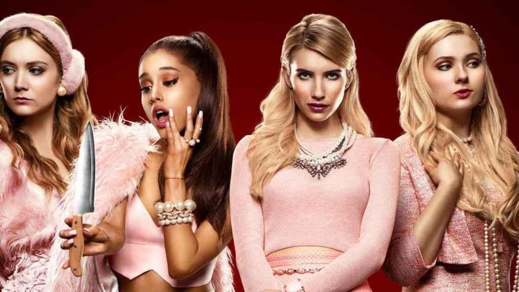 'Scream Queens'.
