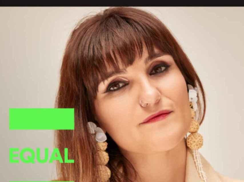 Rozalén es la primera artista en salir en EQUAL España, perteneciente a Spotify.