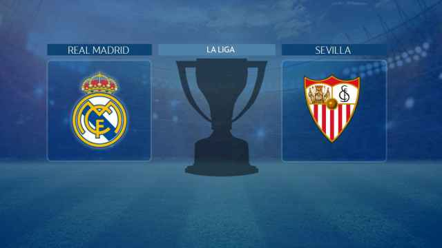 Streaming en directo | Real Madrid  - Sevilla (La Liga)