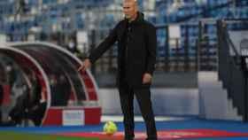 Zidane analiza en rueda de prensa el empate del Real Madrid ante el Sevilla