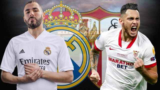 Previa Real Madrid - Sevilla