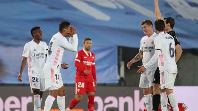 Todas las jugadas polémicas del Real Madrid - Sevilla