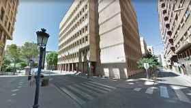 Tribunal Superior de Justicia de CLM (Google Maps).