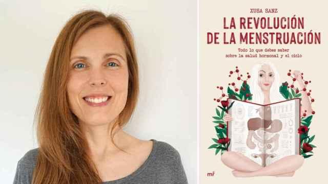 Xusa Sanz es enfermera y trabajando en la salud menstrual.