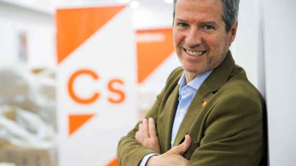Daniel Calvo Pérez, vicesecretario general de Ciudadanos.