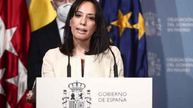 Mercedes González, delegada del Gobierno en la Comunidad de Madrid.