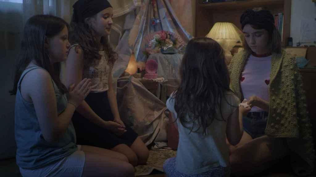 Fotograma de la película dirigida por Sol Berruezo