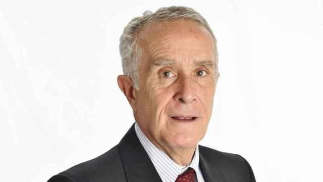 Eduardo Olano, presidente de Uteca, la patronal de las televisiones españolas.