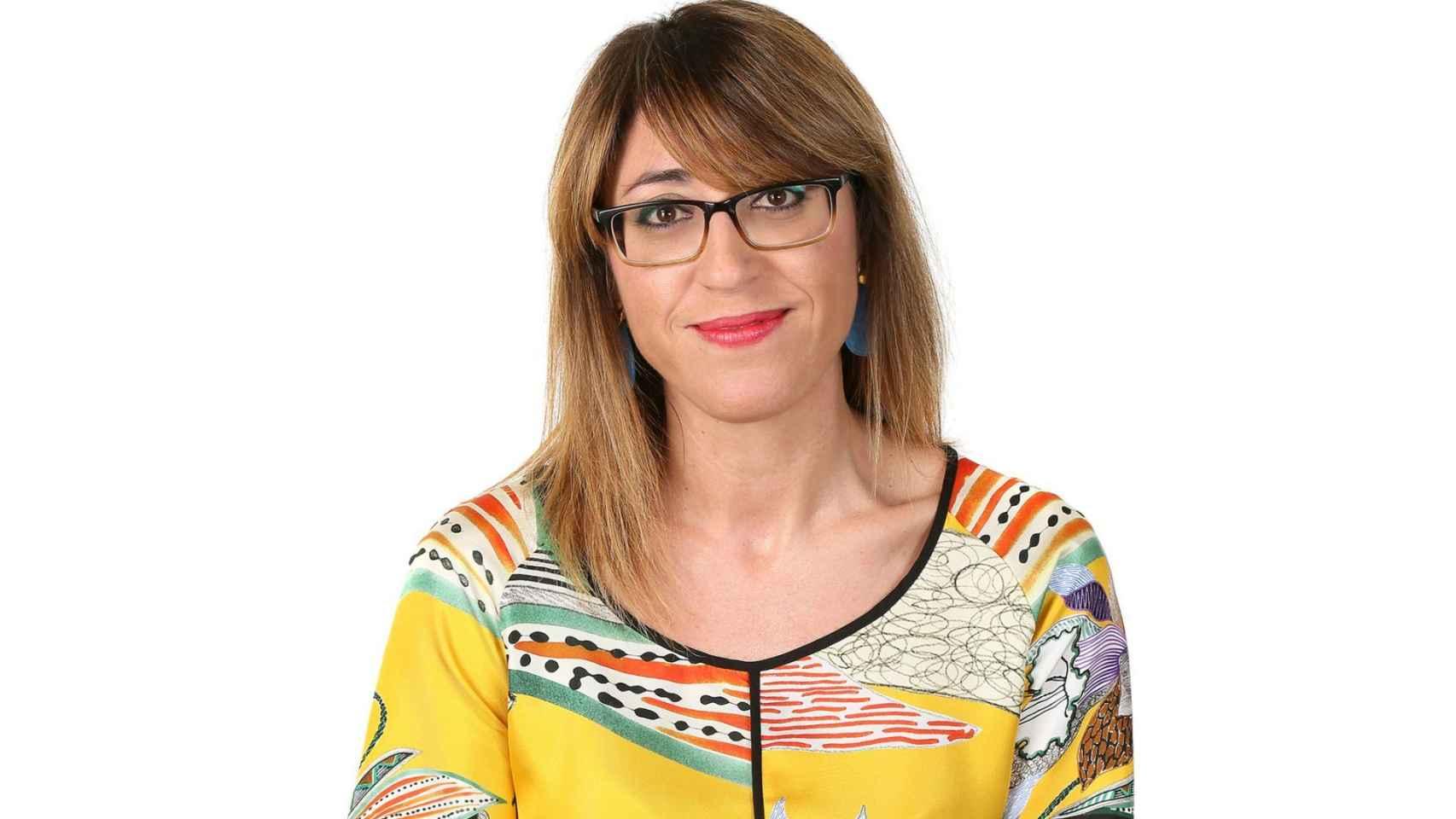 La concejal de Elche y diputada provincial del PSOE, Patricia Macià.
