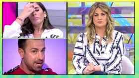 Carlota Corredera ha protagonizado un tenso enfrentamiento con Rafa Mora.