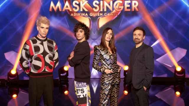 Antena 3 pone fecha de estreno a la segunda temporada de 'Mask Singer'