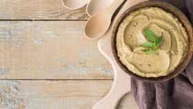 Cómo hacer hummus: con garbanzos o lentejas