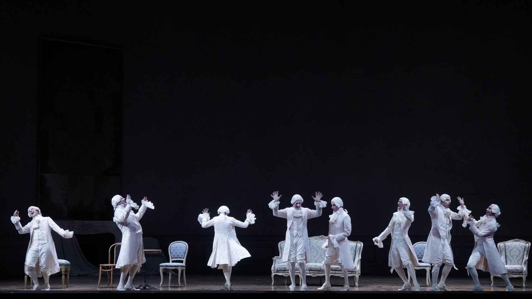 Una imagen de la ópera 'Capriccio'.