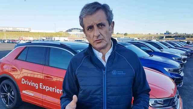 Entrevista a Luis Moya | Embajador de Volkswagen y bicampeón del Mundo de Rallies.