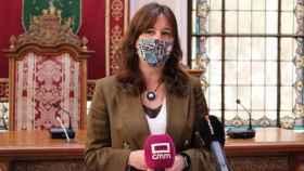 Blanca Fernández, consejera de Igualdad de Castilla-La Mancha