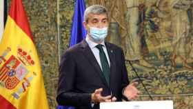 Álvaro Gutiérrez, presidente de la Diputación de Toledo