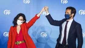 El efecto Ayuso catapulta al PP en toda España en intención de voto