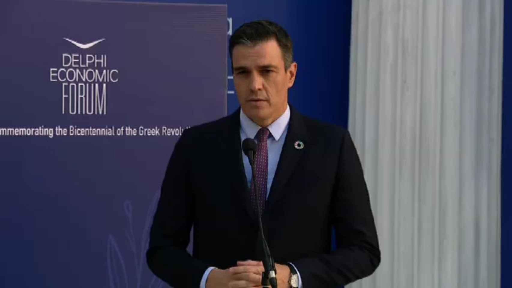 """El presidente del Gobierno, Pedro Sánchez asegura que los resultados en la Comunidad de Madrid son """"rotundamente malos"""""""