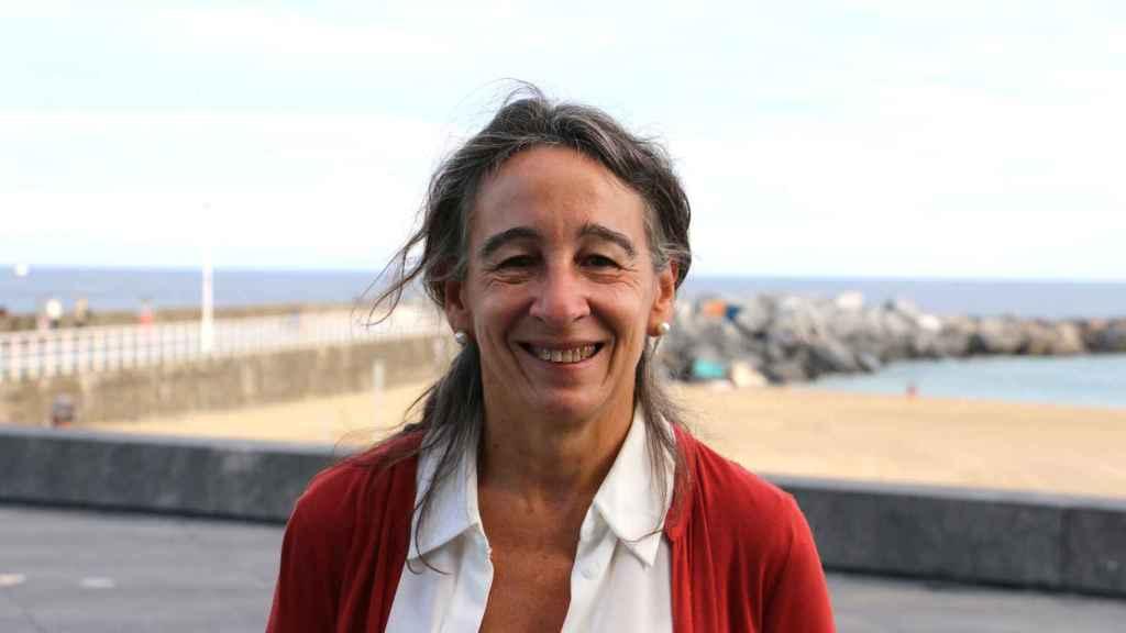Marisol Garmendia, concejala de Impulso Económico de San Sebastián.