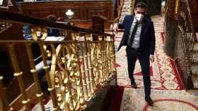 El atasco en las enmiendas a la ley que regula la gestión de los fondos europeos amenaza con retrasar el reparto a 2022