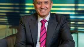 Javier Urbiola, presidente ejecutivo de ISS en España.