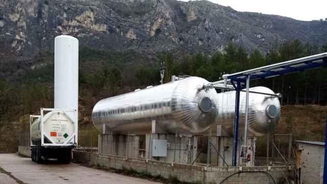 Carboneco aprovecha la economía circular reciclando el CO2 del gas para uso alimentario