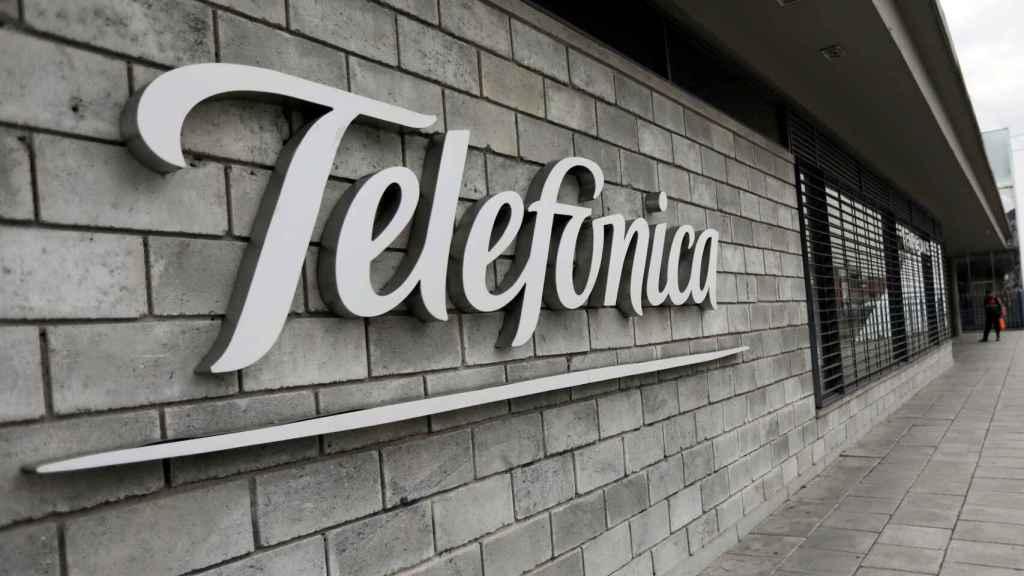Edificio de Telefónica.