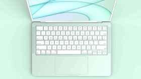 El teclado del nuevo MacBook Air M2 tendría Touch ID