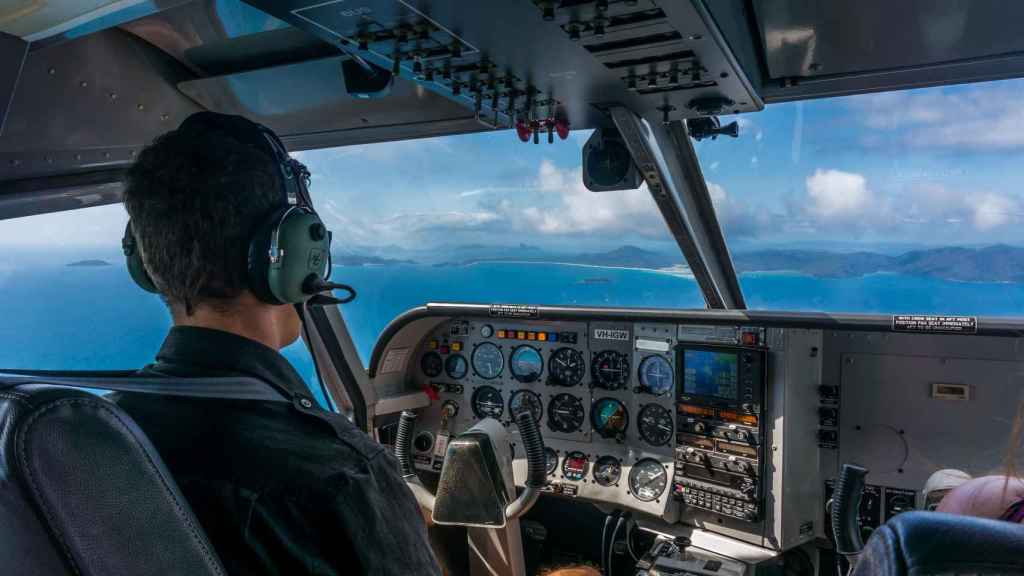 Cabina de piloto