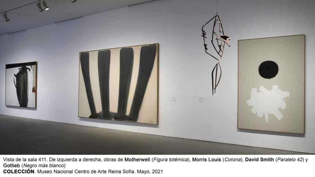 Obras expuestas en la sala The American Way of Life: Sala Autric-Tamayo